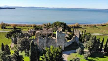 Престижная историческая собственность: в Италии продают старинный замок – фото