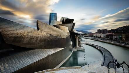 Колоссальное сооружение и величие современности: уникальный музей в стране басков – фото