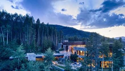 Сказочный лес и изысканный дом: как выглядит мечта отшельника за 78 миллионов долларов