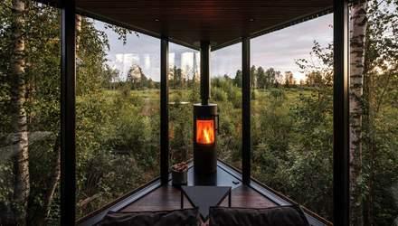 Удивительная искра эстонского леса: как выглядит микроотель, в котором хочется остаться навсегда