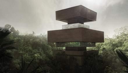 Наука у джунглях: у Мексиці збудують новий дослідницький музей – фото