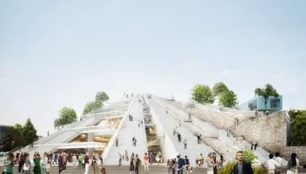 От коммунизма – к культурному прорыву: проект реконструкции пирамиды в Тиране