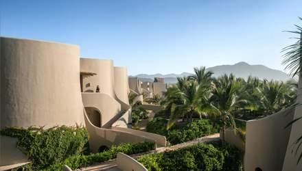 Житло поруч з Тихим океаном: новий квартирний комплекс у мексиканському пляжному селищі