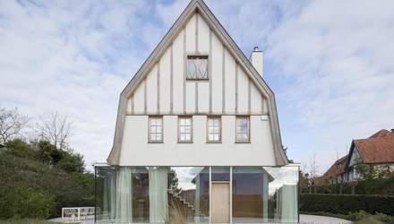 Ляльковий будиночок: фото вражаючого оновлення старовинної бельгійської вілли