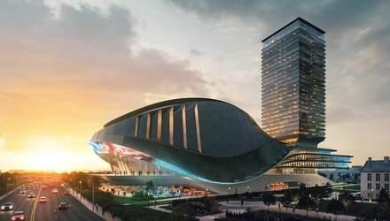 Колизей будущего: в Торонто построят фантастическую арену для киберспорта