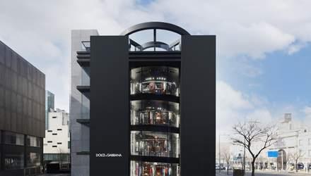 Душа моды: Dolce & Gabbana открыл новый впечатляющий магазин в Сеуле
