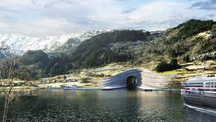 Инновационное строительство: первый в мире полномасштабный тоннель для кораблей