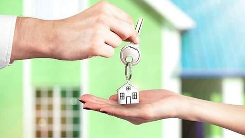 Сколько стоит аренда однокомнатной квартиры в Украине: инфографика