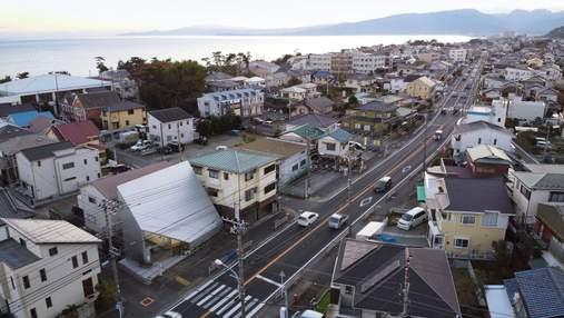 Жилье-треугольник: в Японии построили здание, которое уменьшает давление на город