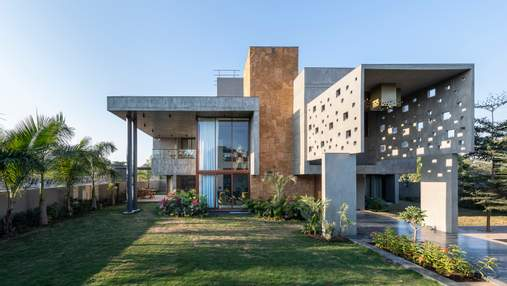Пример Индии: как построить дом для большой семьи и не нарушить приватность каждого – фото