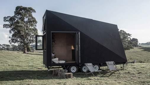 Деревянный дом на колесах, который изменит ваше представление о жизни в дороге – фото