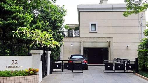 Засновник Aliexpress Джек Ма володіє найдорожчим будинком Азії: фото таунхаусу