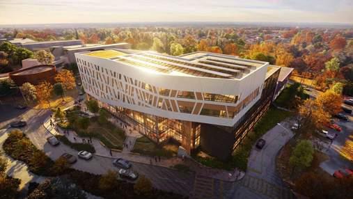 Первое в мире здание с нулевым углеродным следом построят в Канаде – фото