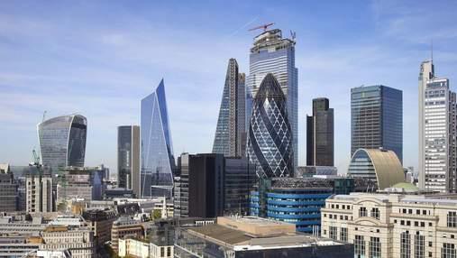 """Чтобы не загораживать собор в сердце Лондона, построили """"наклонную"""" башню – фото"""