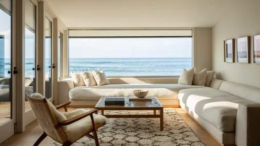 За более чем 18 миллионов долларов: фото проданного дома Джейсона Стэтхема на пляже Малибу