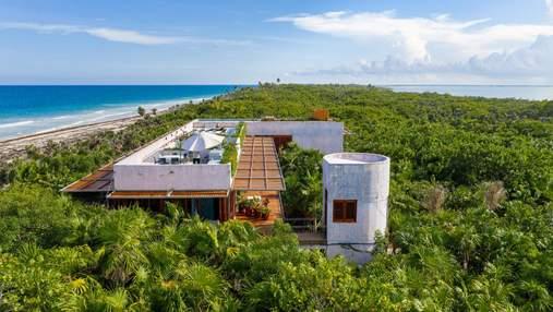 Открытый дом: в Мексике построили райское жилище посреди пальм – фото
