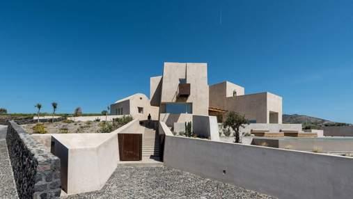 Отдых в крепости: на острове в Греции появился неординарный дачный дом – фото