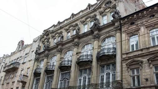 В центре Львова начали реставрацию 100-летнего необароккового дворца: история и фото