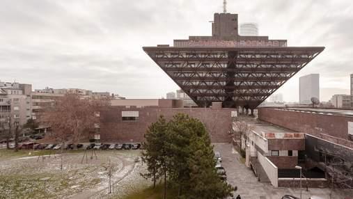 Перевернутая пирамида и НЛО: 5 лучших научных сооружений социалистической архитектуры – фото