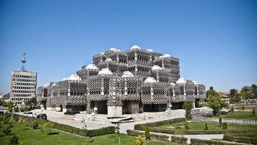 Грандиозные библиотеки: 5 зданий в стиле социалистического монументализма – фото