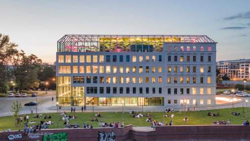 Во Вроцлаве историческое здание превратят в современный общественный центр – фото