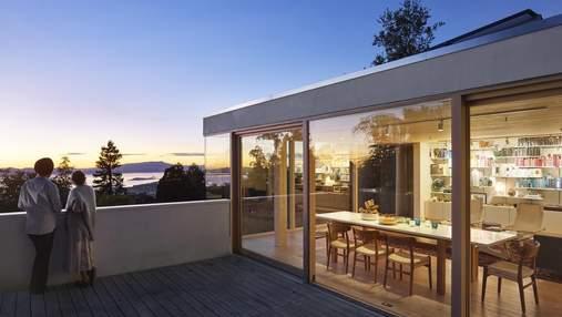 Землетрясение не страшно: в США построили стильный и надежно укрепленный дом – фото