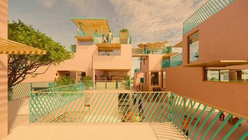 Можно ли превратить пластиковые отходы на доступное жилье: прорывная разработка из Норвегии