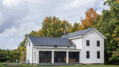 В неогреческом стиле: недалеко от Нью-Йорка продают дом, которому более 150 лет – фото