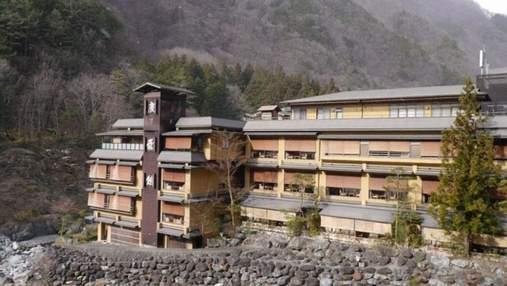 1300 непрерывной работы: как выглядит самый старый отель в мире – фото