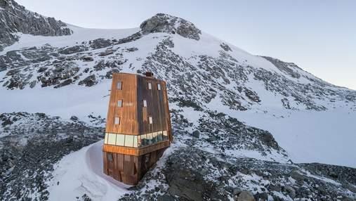 Хьюге на вершине горы: в Италии построили мечту интровертов – фото