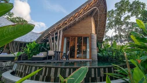 Гармонія еко та лакшері: на Балі відкрили готель для райського відпочинку – фото