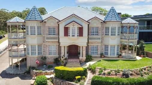 Усе для доньки: як виглядає дивовижний дім діснеївської принцеси в Австралії – фото