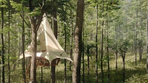 Недвижимость на дереве: фото чудо-домов, которые каждый сможет взять в аренду