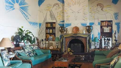 Будинки відомих митців: інтригуючі інтер'єри, які вражають своєю елегантністю
