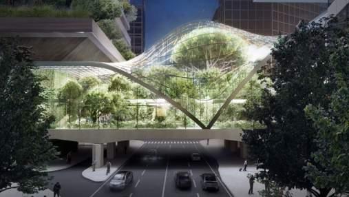 Реконструкція та нове життя: комплекс нових багатофункціональних споруд у Мілані – фото