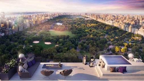 Найвідоміший пентхаус в історії Нью-Йорка продається за 40 мільйонів доларів – фото