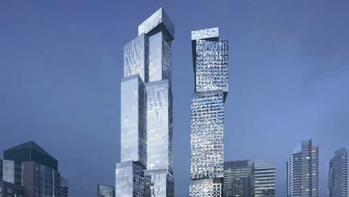 Блестящие башни Торонто: в Канаде воплотят проект невероятных небоскребов – фото