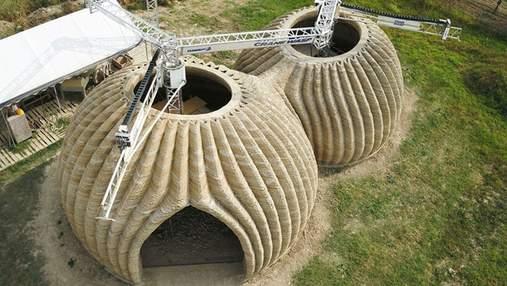 Будущее уже здесь: в Италии с помощью 3D-технологии сведут инновационную недвижимость из глины