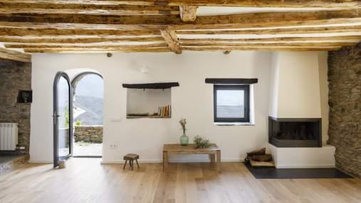 Идеальная реставрация: как в Испании реконструировали старую фермерскую виллу