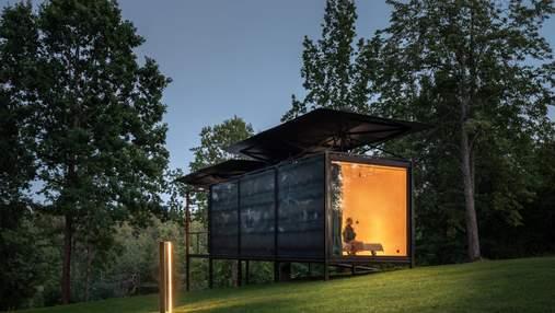 Дім у будь-якій точці світу: унікальна хатина для подорожей –фото