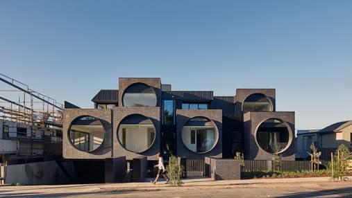 Кабины посреди города: фото необычных апартаментов в Австралии