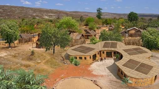 Сонячна енергія та адитивні технології: на Мадагаскарі зведуть школу за допомогою 3D-друку