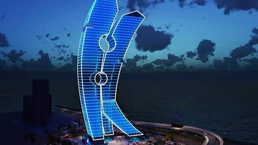 Наибольшее произведение искусства в мире: проект новой башни в Дубае