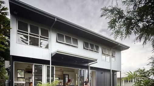 Затишна простота: варіант бюджетного сімейного будинку з Австралії