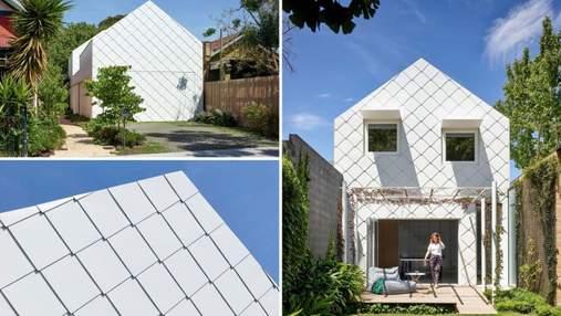 Дім з унікальним характером: будинок у Мельбурні, дизайн якого вражає