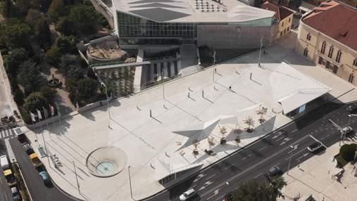 Відповідність сучасності руками студентів: неймовірна реконструкція міської площі у Хорватії