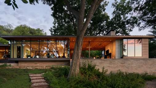 Сказка у озера: дом в Техасе, который надолго поселится в мечтах