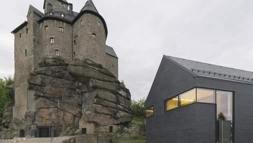 Сохранение исторического наследия: современная реконструкция старинного немецкого замка