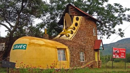Смех и недоумение: подборка удивительных домов по всему миру