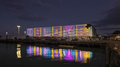 Функціональна архітектура: масштабна стоянка на кілька поверхів у Новій Зеландії
